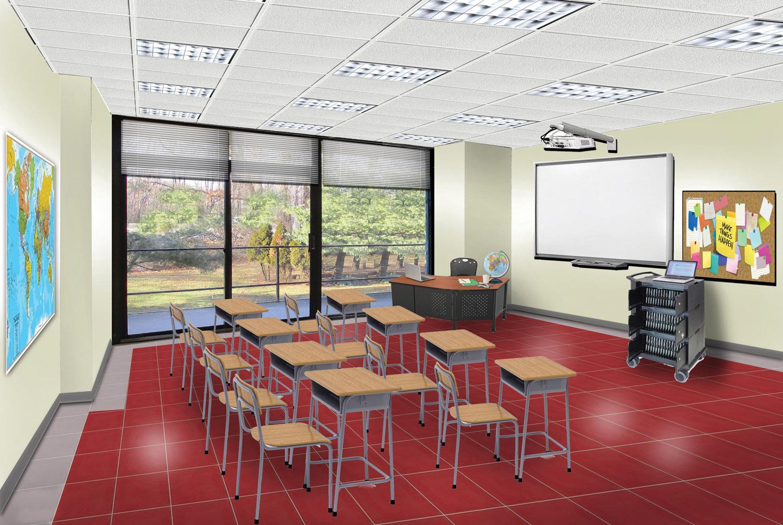 Cornerstone Day School - classroom learning