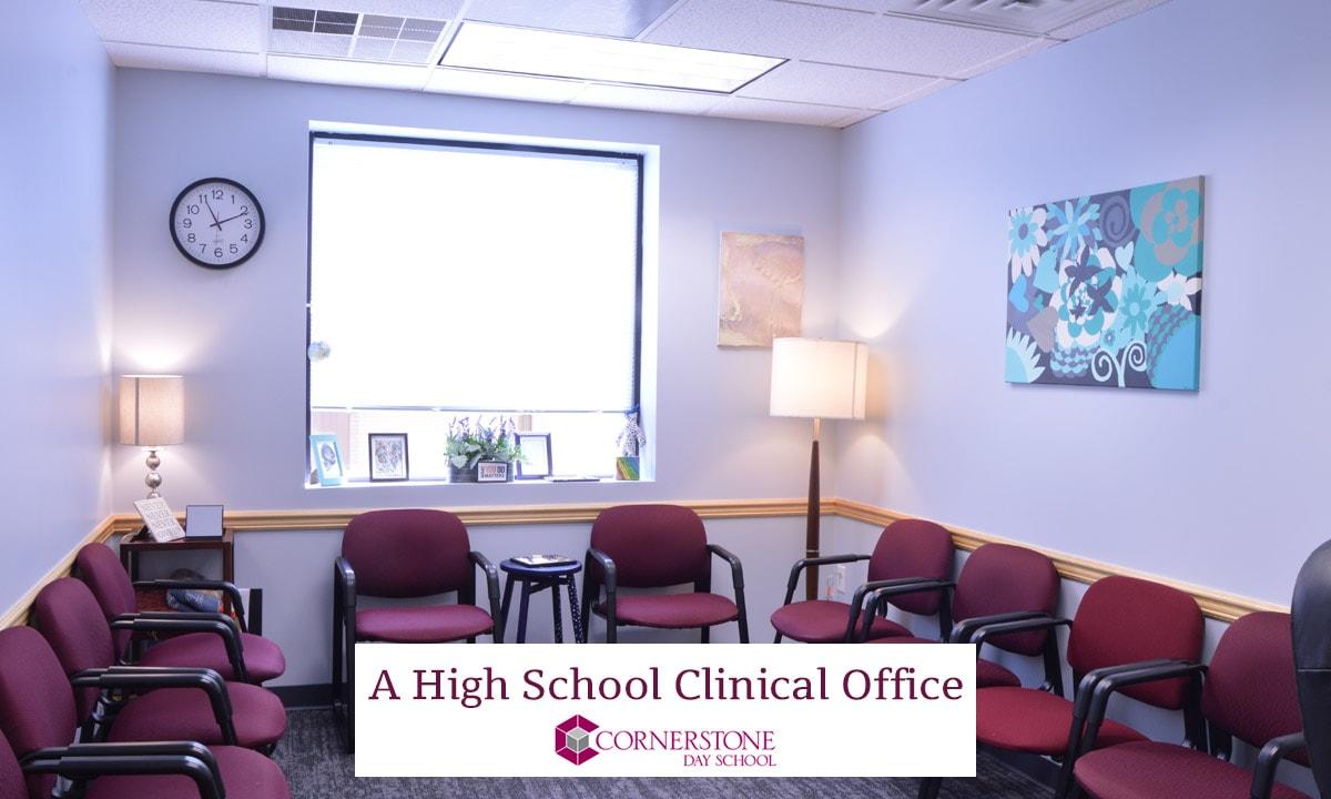 A High School Clinical Office