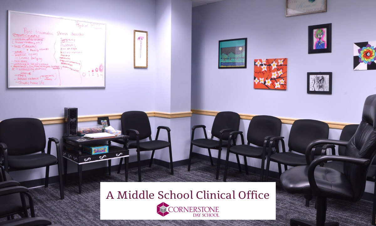 A Middle School Clinical Office