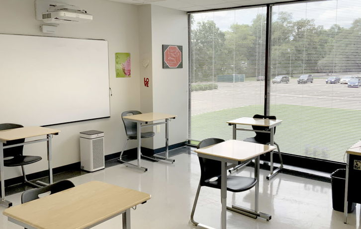 Classroom at Cornerstone